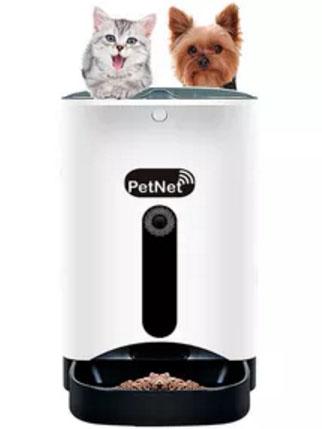 Cobasi disponibiliza alimentador inteligente para Cães e Gatos da PetNet