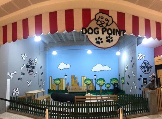 Atrium Shopping inaugura Dog Point e realiza feira de animais