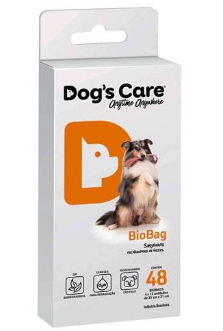 Dog's Care traz para o mercado pet nova BioBag