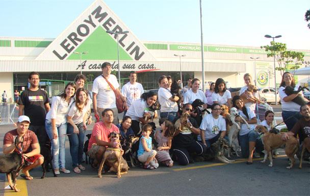 Campanha Adote um Amigo e seja feliz em Jacarepaguá