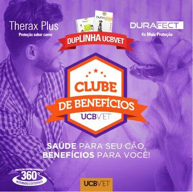 UCBVET lança clube de benefícios para tutores e seus pets