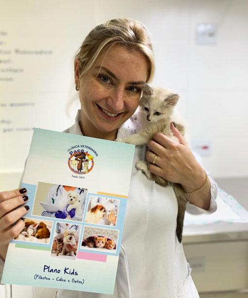 """""""Consulta de filhotes"""" proporciona vida longa e saudável aos pets"""