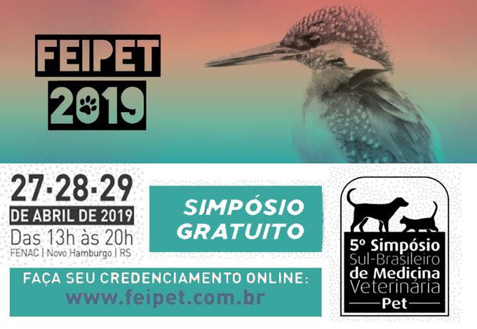 5º Simpósio Sul-Brasileiro de Medicina Veterinária Pet