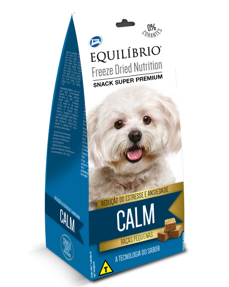 Snack ameniza estresse e ansiedade dos cães em viagem