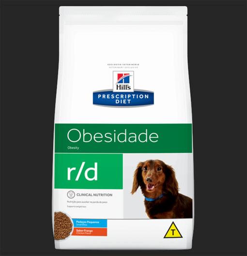 A obesidade é a principal doença nutricional em pets brasileiros