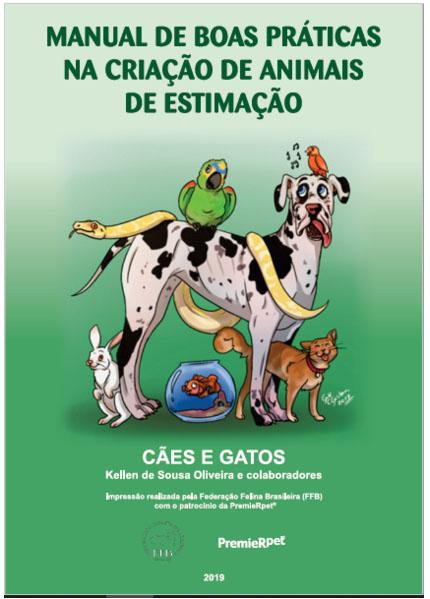 PremieRpet realiza distribuição de manual para tutores de pets