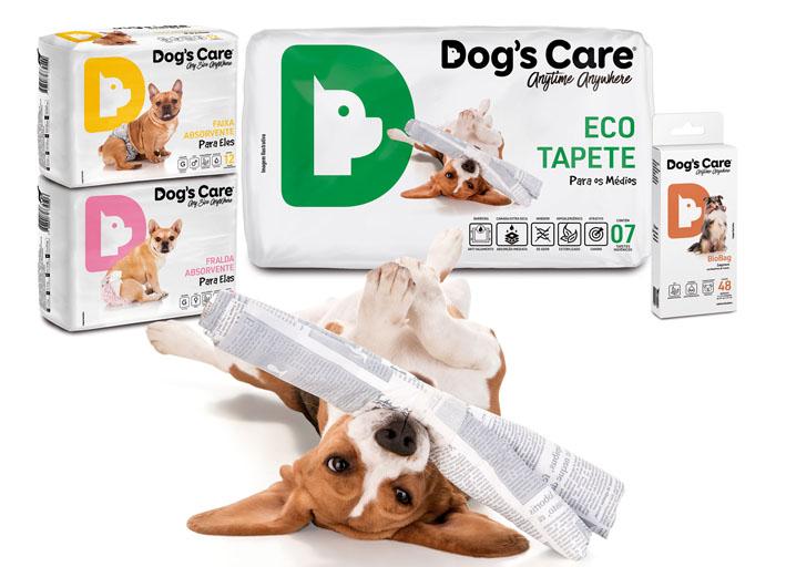 Dog´s Care apresenta ao mercado uma marca inovadora