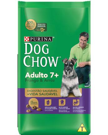 Purina lança o novo Dog Chow + apoiando ação com entregadores aposentados