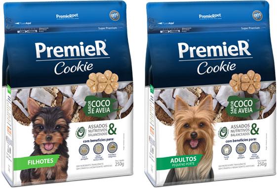 PremieRpet expande a linha PremieR Cookie com novo sabor