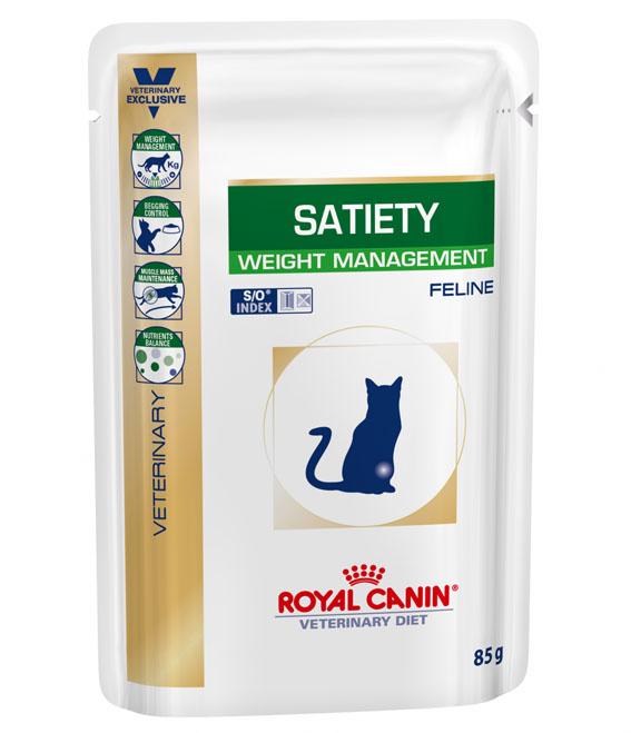Rotal Canin lança sachê para controle de peso de gatos