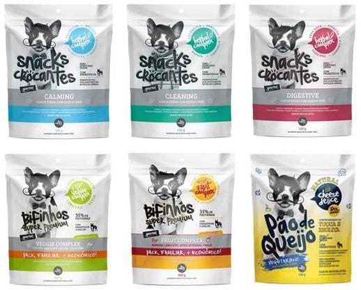 Snacks com conceito parisiense chega ao mercado brasileiro de Pet Food