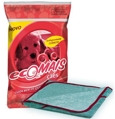 Toalha para cães Ecomais